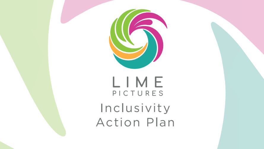 Lime Pictures Publishes Inclusivity Action Plan to All Staff