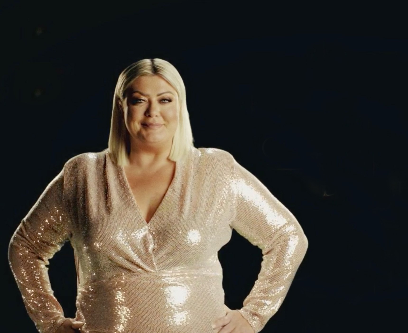 Gemma Collins is a Diva on Lockdown
