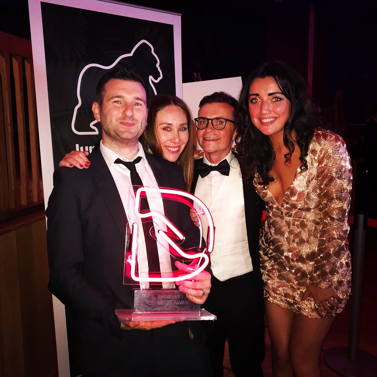 Lime Digital Wins DigiDay Award