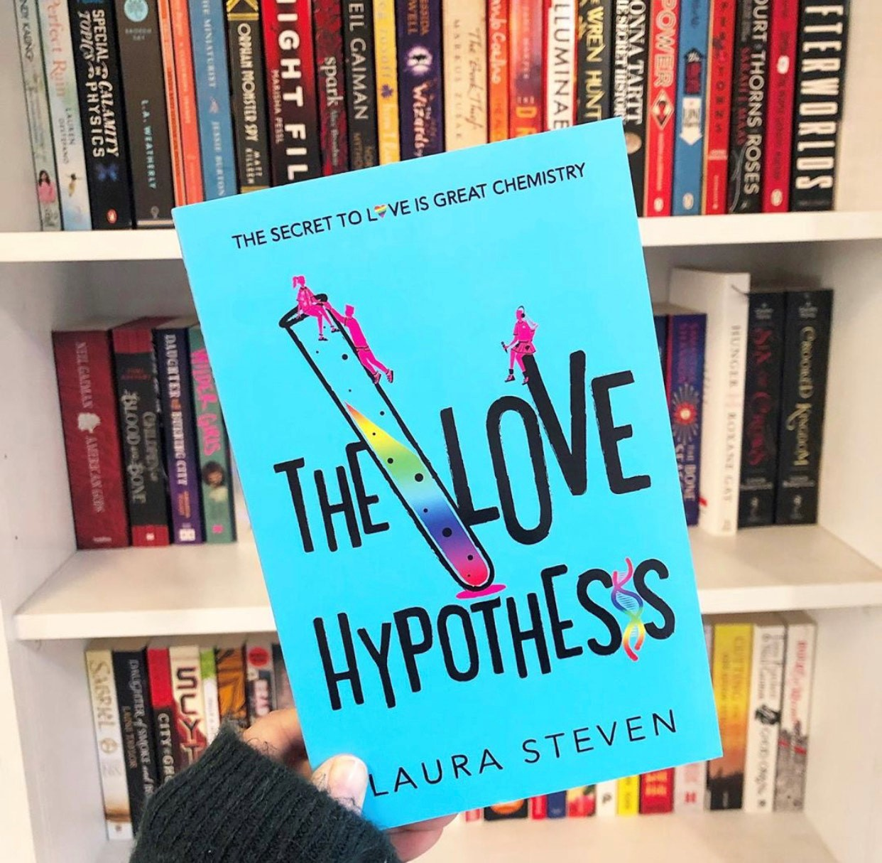 Lime Pictures announce TV option deal with 'The Love Hypothesis' YA novelist Laura Steven