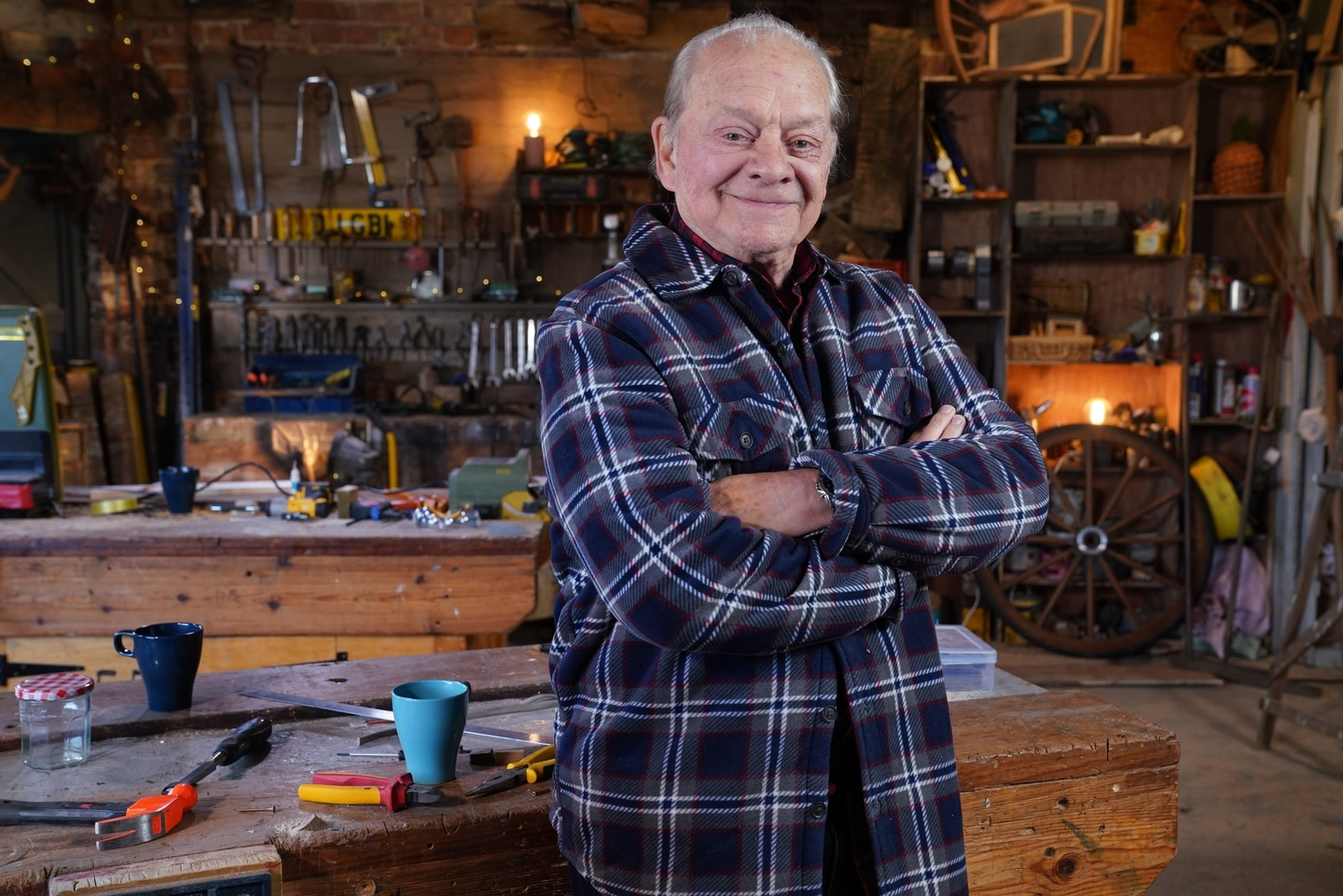 Leeds Based Wise Owl Films Land More4 Commission With Sir David Jason As He Explores The History Of Britain's Greatest Inventions