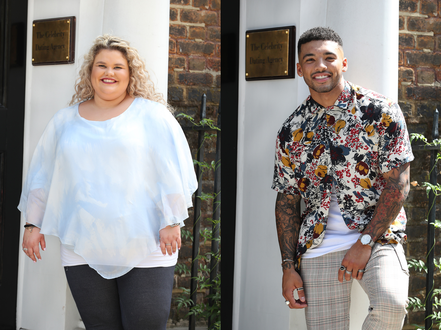 Gogglebox's Amy Tapper and Ibiza Weekender star Callum Izzard join Celebs Go Dating Season 5
