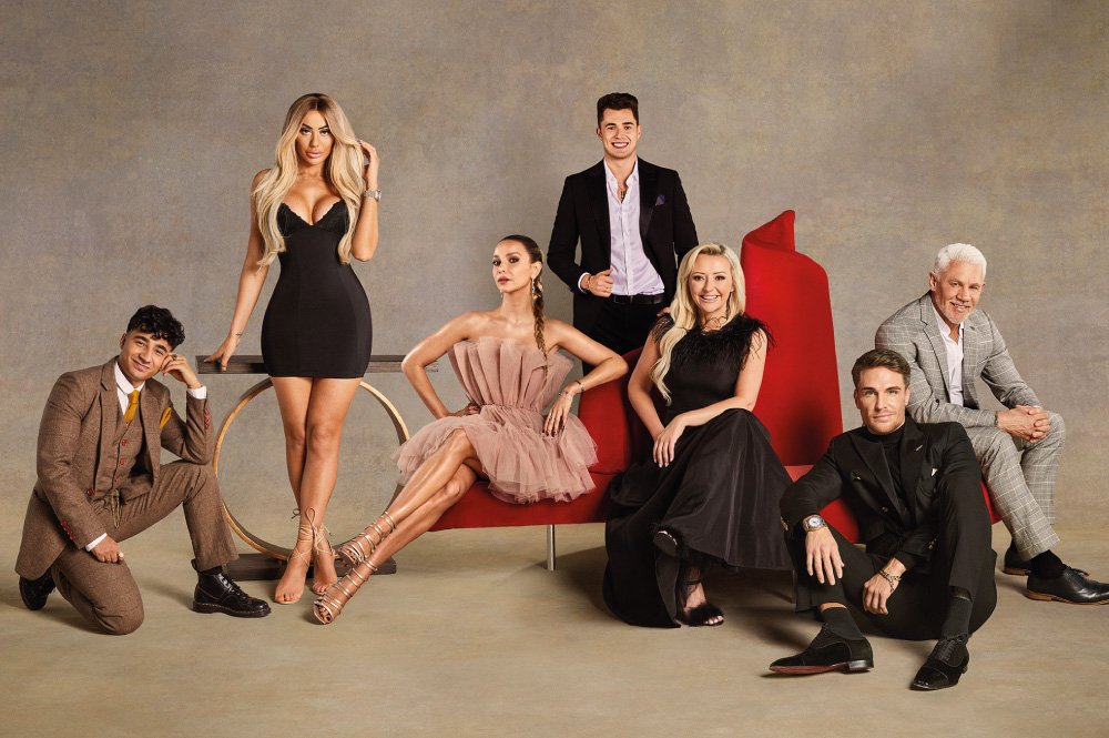 Celebs Go Dating: The Mansion