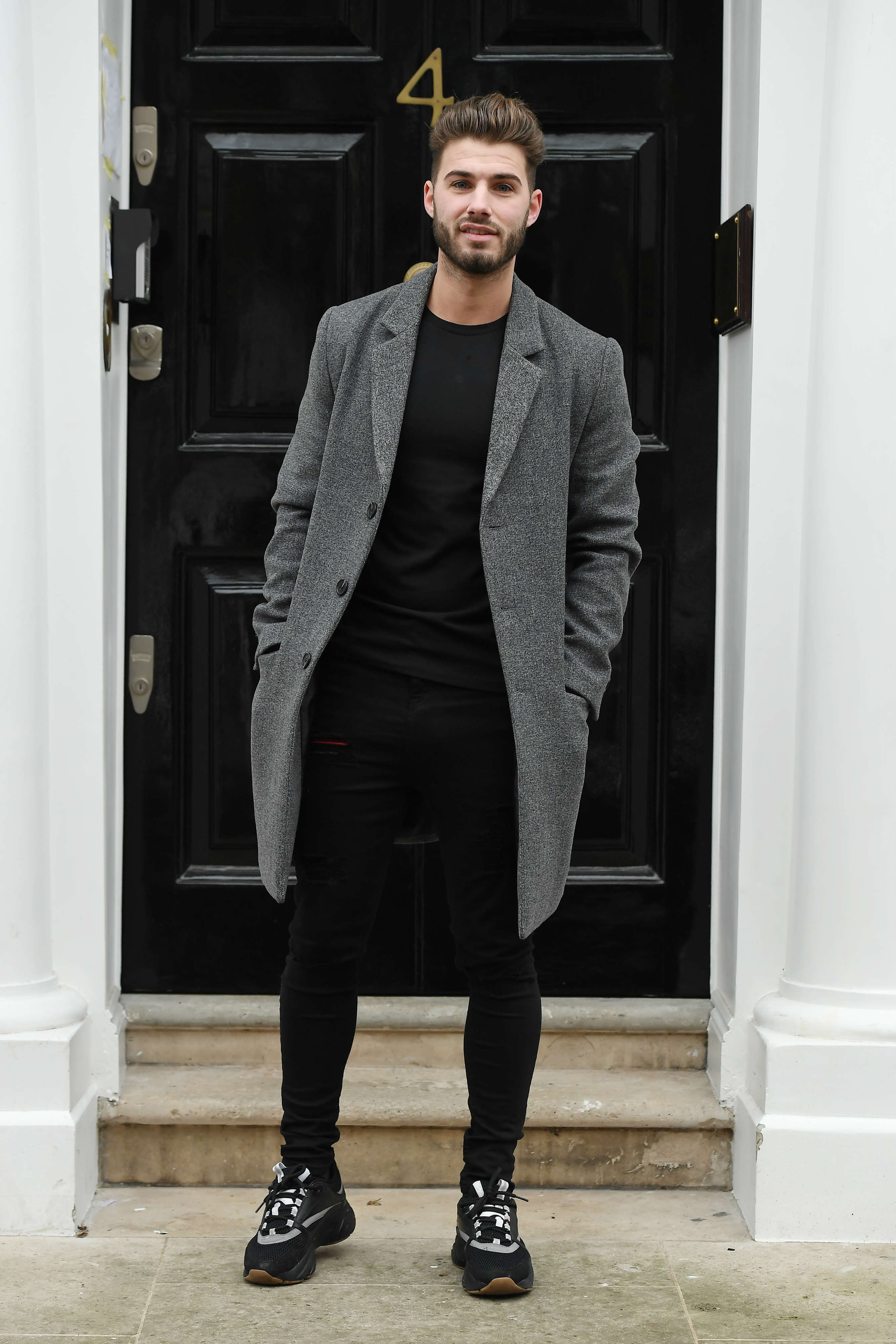 TV Personality Joshua Ritchie joins Celebs Go Dating Season 8 Line-Up