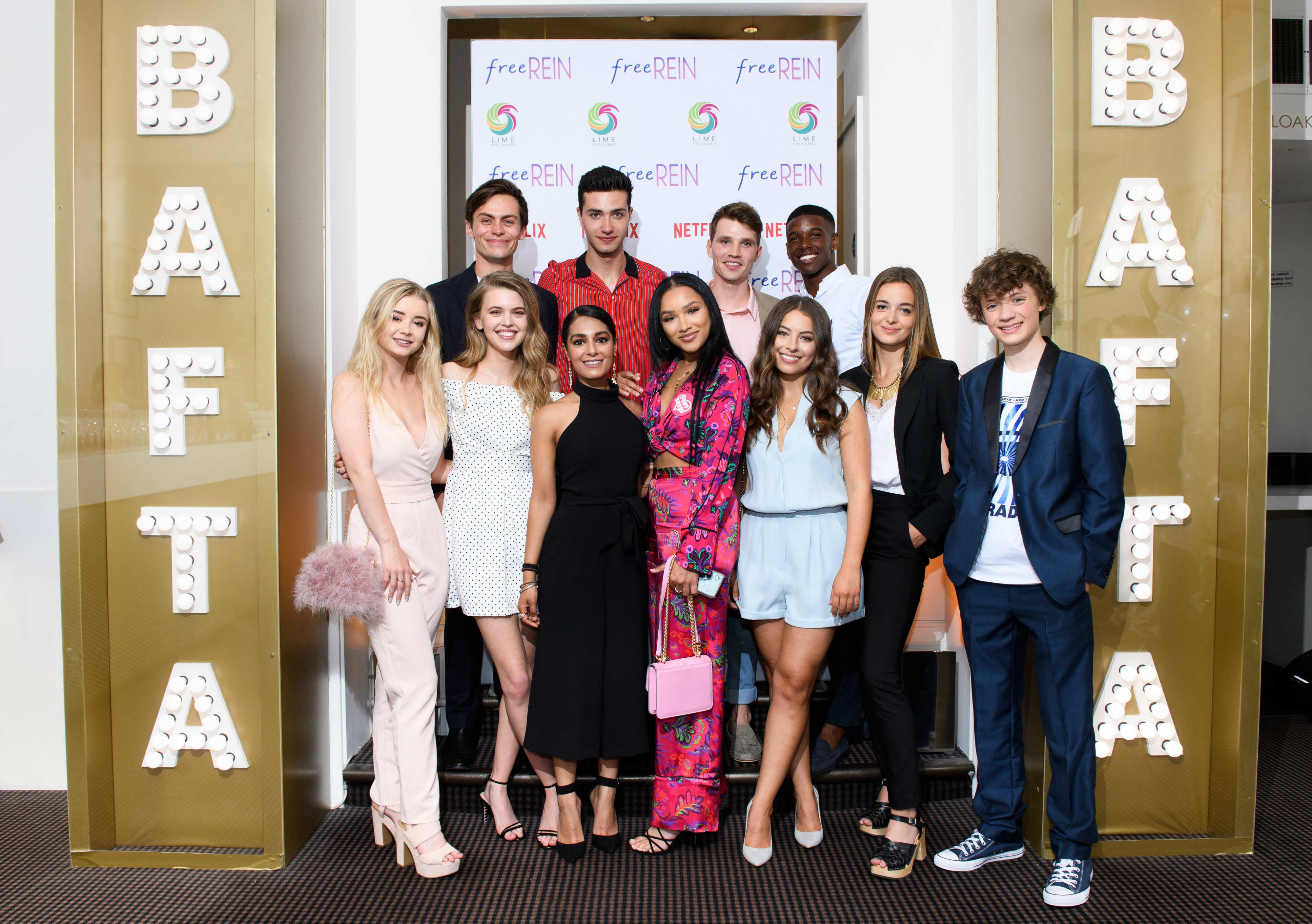 Lime Pictures Celebrates The Launch of Free Rein Season 2