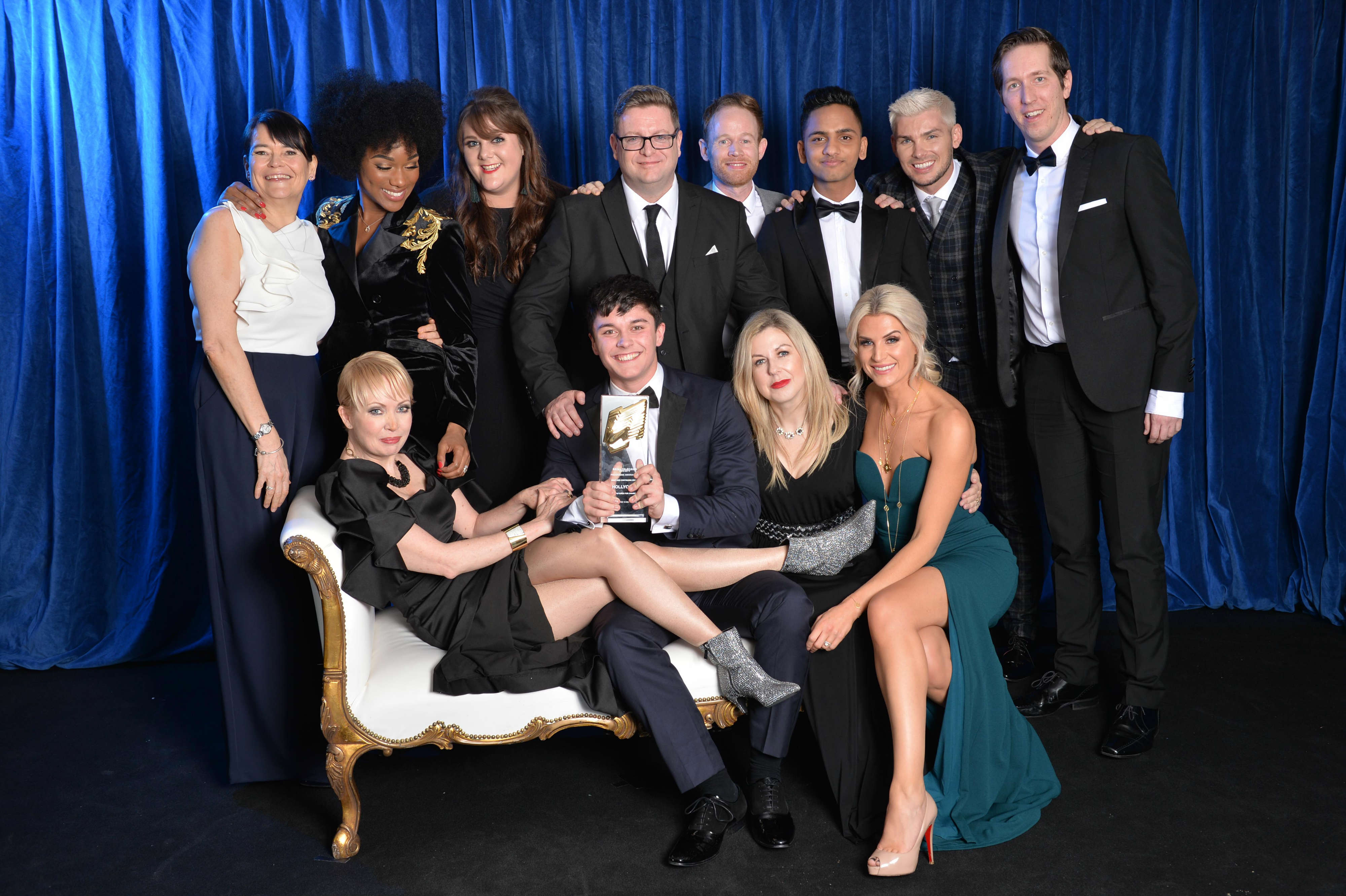 Hollyoaks Wins Best Soap at the Royal Television Society Awards