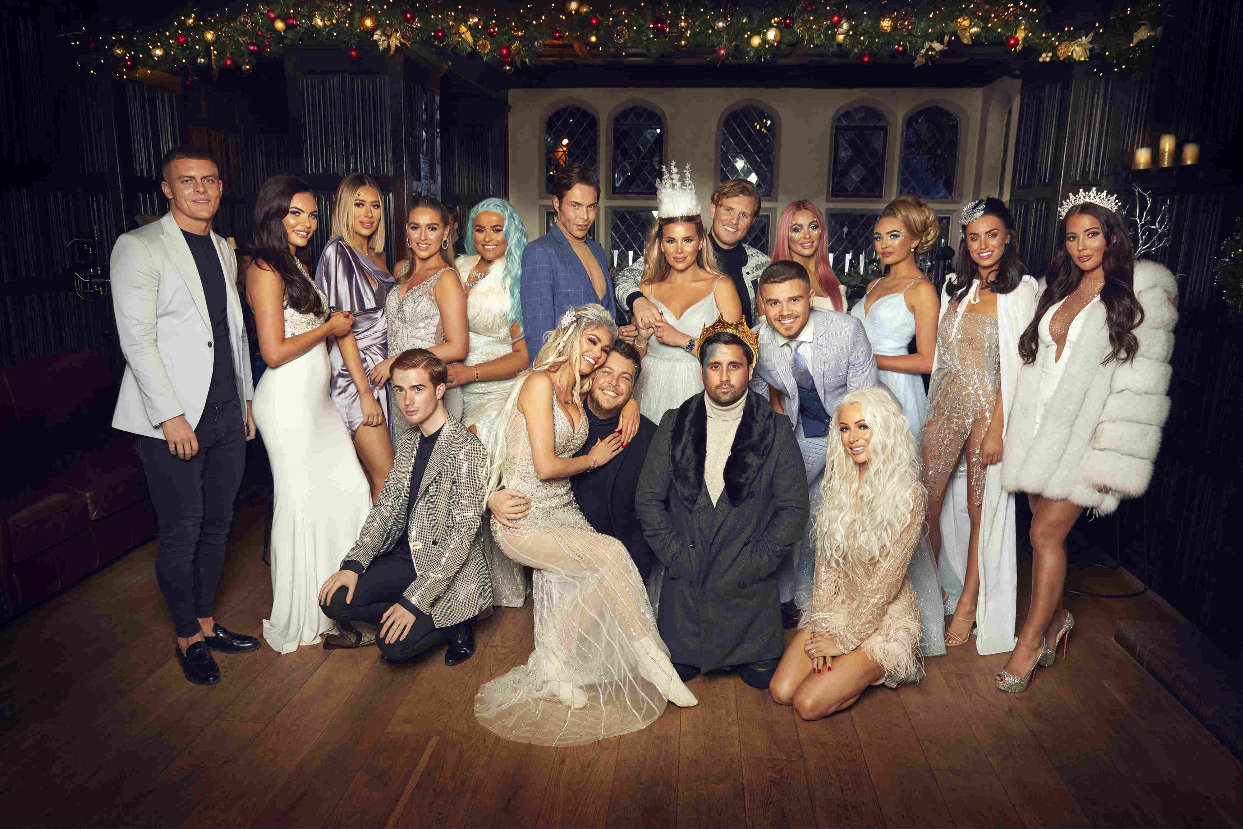The Only Way is Essexmas Airs Sunday 15th December at 10pm on ITVBe