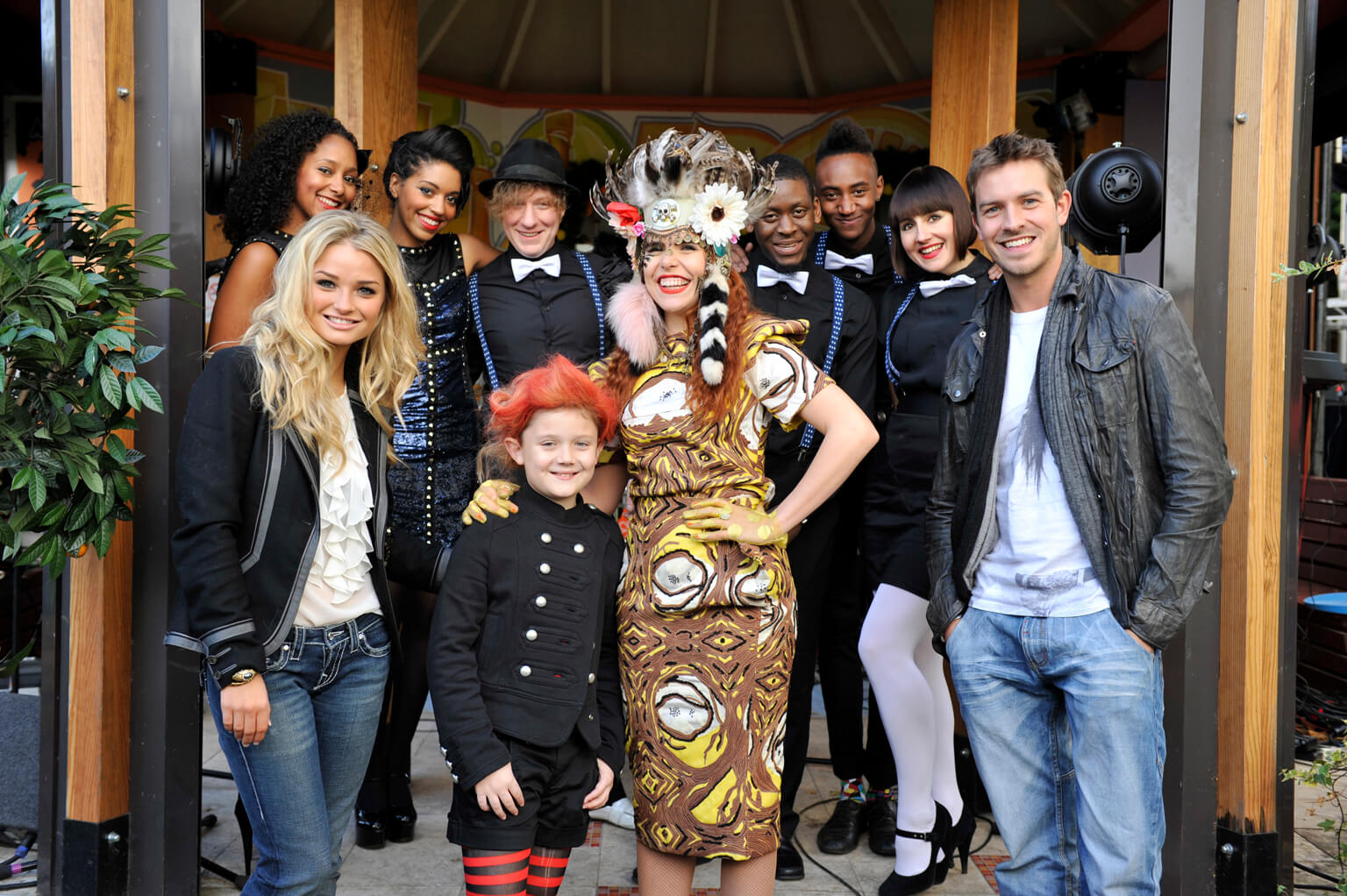 The Hollyoaks Music Show