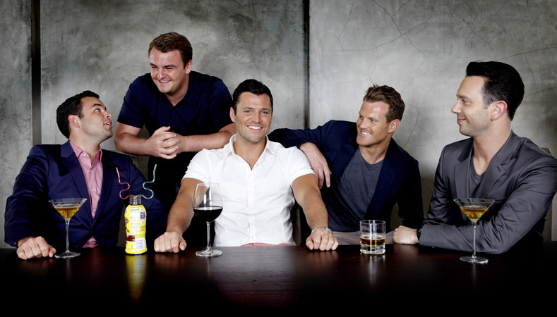 Mark Wright's Hollywood Nights