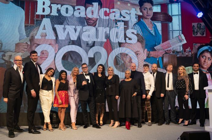 Hollyoaks Wins Best Soap or Continuing Drama at the Broadcast Awards 2020 For 'Communicating the Dangerous Impact...of Racism'